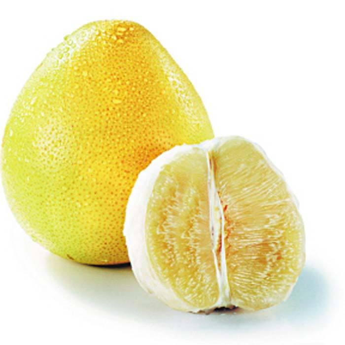 世界美食文化:冬天吃柚子 减肥又下火