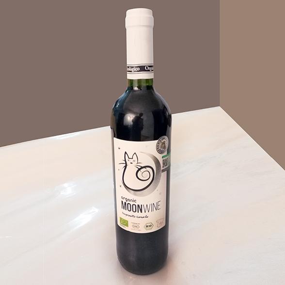 穆恩丹魄歌海娜有机干红葡萄酒