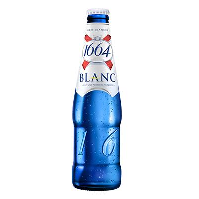 法国Kronenbourg 1664 小麦啤酒