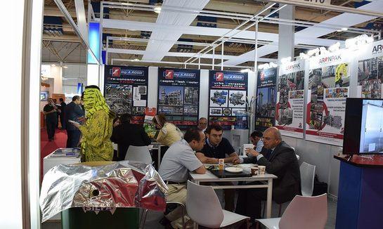 伊朗德黑兰国际食品饮料、包装技术及酒店展览会[2019年5月...
