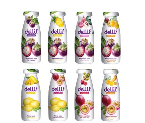 泰国纯果汁