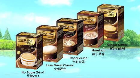 【推荐】马来西亚怡宝咖啡...